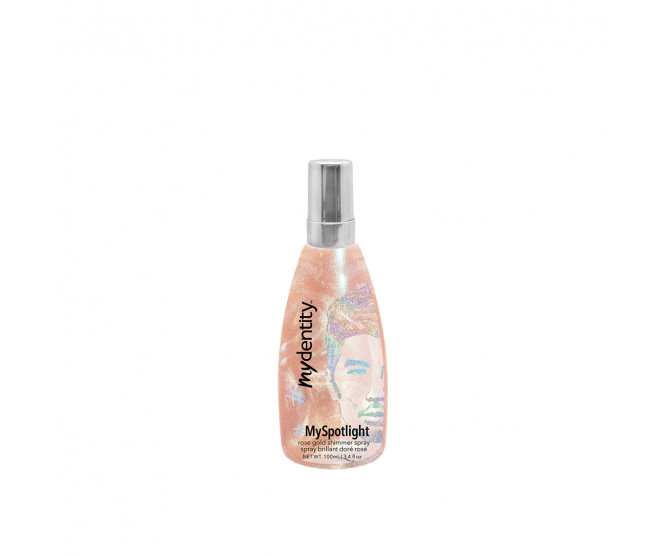 #mydentity #MySpotlight Rose Gold Shimmer Spray 100 ml