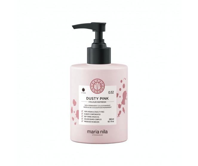 Maria Nila Colour Refresh maska na vlasy s barevnými pigmenty Dusty Pink 300 ml