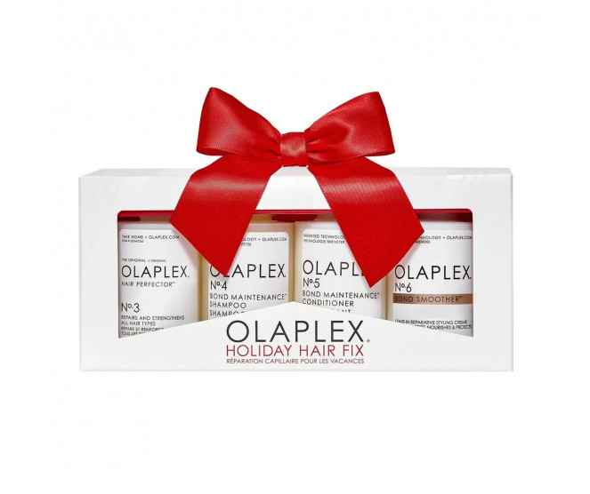 Olaplex Holiday Hair Fix 4 x 100 ml
