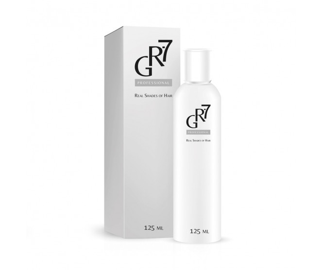 GR-7 Professional Real Shades of Hair 125 ml