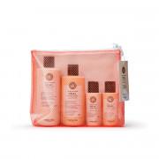 Maria Nila Head & Hair Heal Shampoo 350 ml + 100 ml + Conditioner 300 ml + 100 ml + kosmetická taška