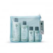 Maria Nila True Soft Shampoo 350 ml + 100 ml + Conditioner 300 ml + 100 ml + kosmetická taška