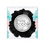 Invisibobble SPRUNCHIE gumička do vlasů True Black – černá