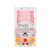 Invisibobble WRAPSTAR Flores & Bloom gumička do vlasů se stuhou Ami & Co