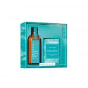 Moroccanoil Treatment 100 ml + Soap 200 g