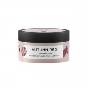 Maria Nila Colour Refresh maska na vlasy s barevnými pigmenty Autumn Red 100 ml