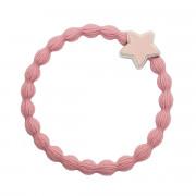 By Eloise London Enamel Silver Star Champagne Pink