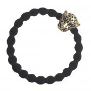 By Eloise London Gold Bling Jaguar Black